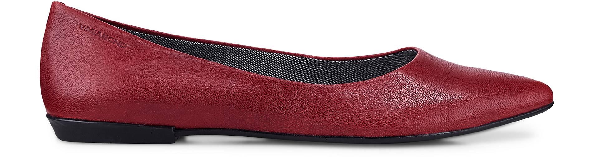 Vagabond Ballerina - AYA in rost kaufen - Ballerina 47569901 | GÖRTZ Gute Qualität beliebte Schuhe f04590