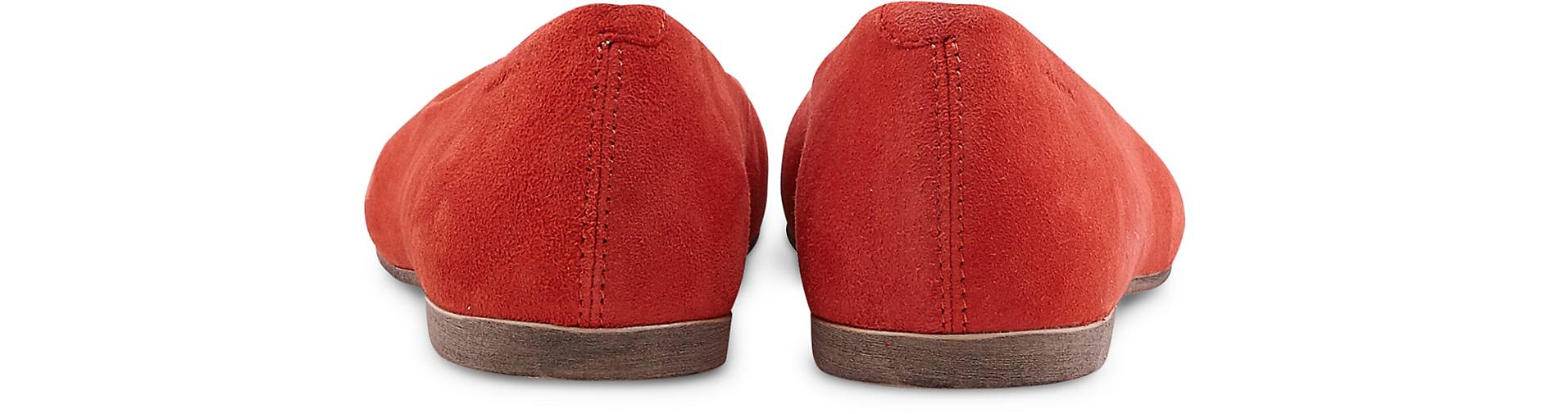 Vagabond Ballerina AYDEN in | koralle kaufen - 47308101 | in GÖRTZ Gute Qualität beliebte Schuhe 396c77