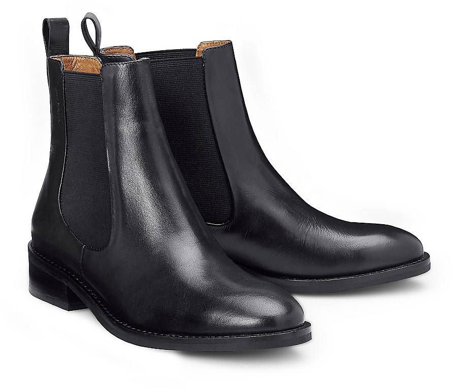 vagabond chelsea boot ava klassische stiefeletten schwarz g rtz. Black Bedroom Furniture Sets. Home Design Ideas