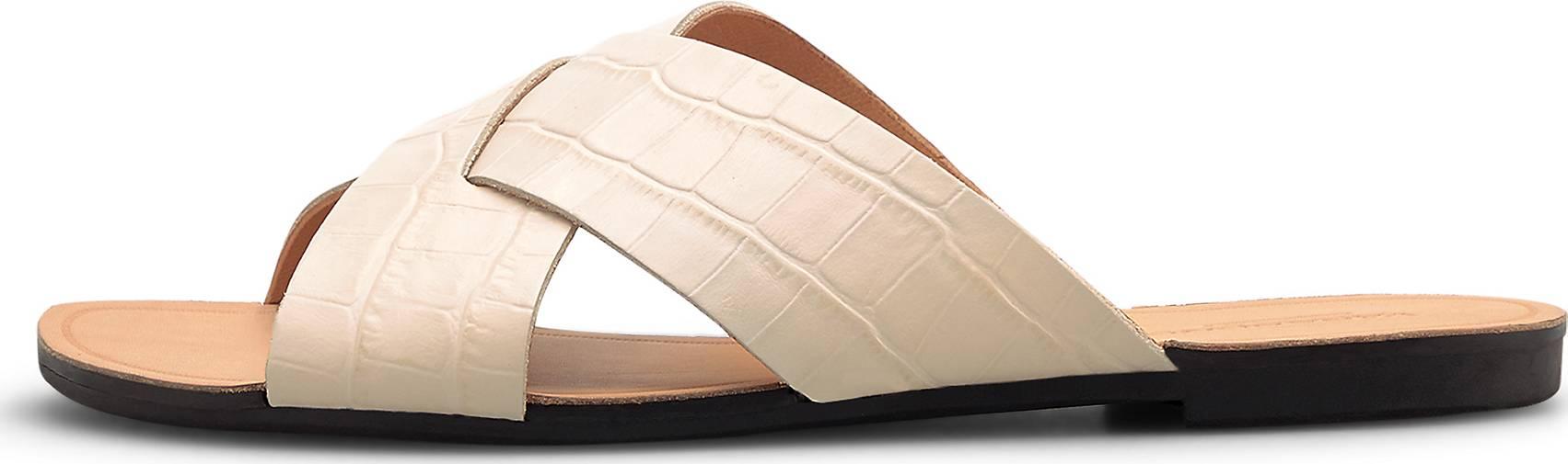 Vagabond Leder-Pantolette TIA