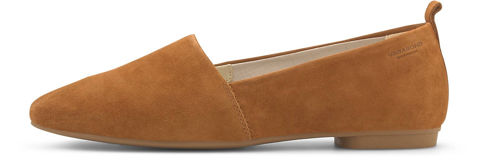 Vagabond Leder-Slipper SANDY