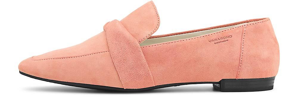 Vagabond| Loafer Celia in orange| Slipper für Damen | Schuhe > Loafer | Vagabond