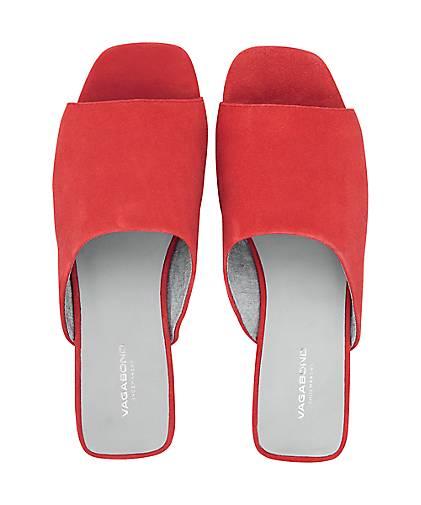 Vagabond rot Pantolette BECKY in rot Vagabond kaufen - 47308801 GÖRTZ Gute Qualität beliebte Schuhe ddb18d