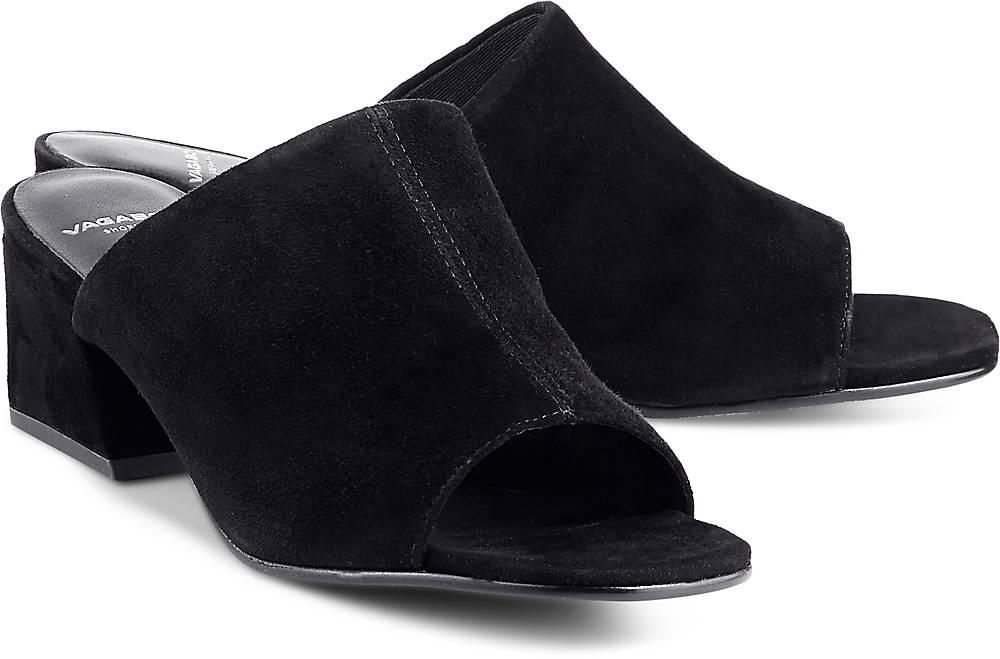 Vagabond Pantolette ELENA schwarz~48367201~front~1000 - aktuelle Schnäppchen von Goertz
