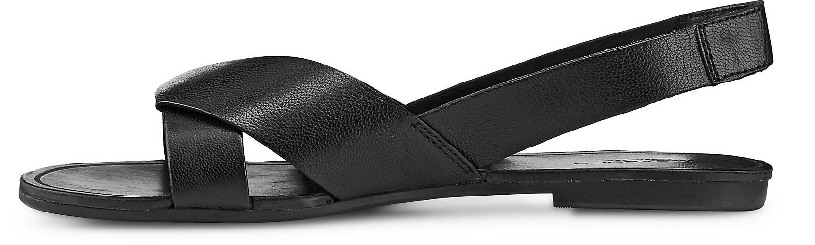 Damen Damen Sandalette Schwarz Sandalette Tia FqfzwxpzC