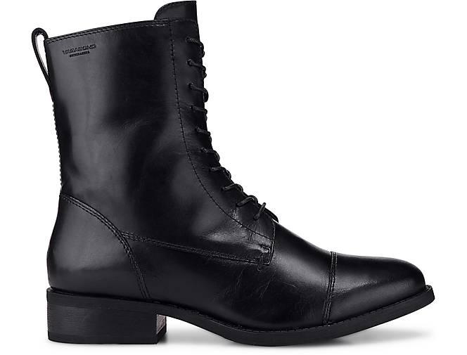 Cary Cary Damen boots Damen Schnür Schwarz Schwarz boots Schnür wxvId00