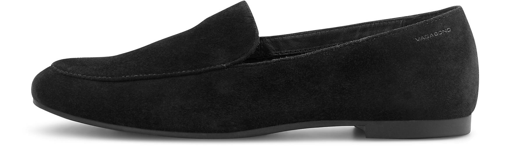 Vagabond Velours-Loafer ELIZA