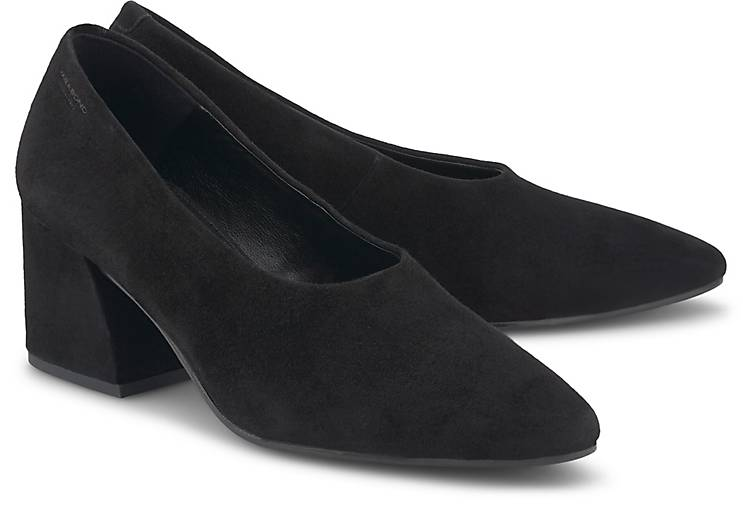 Vagabond Velours-Pumps OLIVIA