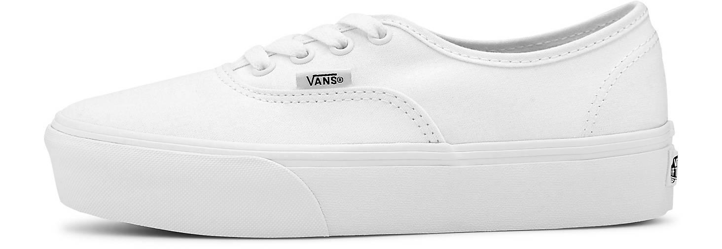 Vans Sneaker AUTHENTIC PLATFORM 2.0