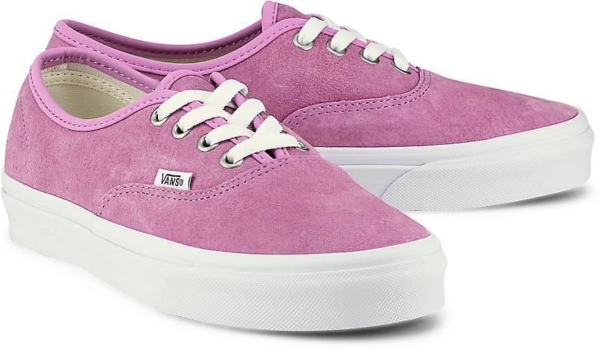 Vans Turnschuhe AUTHENTIC in lila-hell kaufen - 47578101 GÖRTZ Gute Qualität beliebte Schuhe
