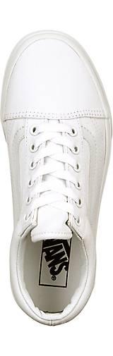 Vans Sneaker OLD SKOOL in | weiß kaufen - 45093601 | in GÖRTZ Gute Qualität beliebte Schuhe fa8f60