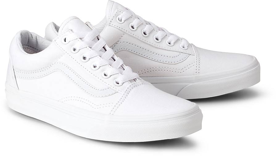 damen vans old skool grau