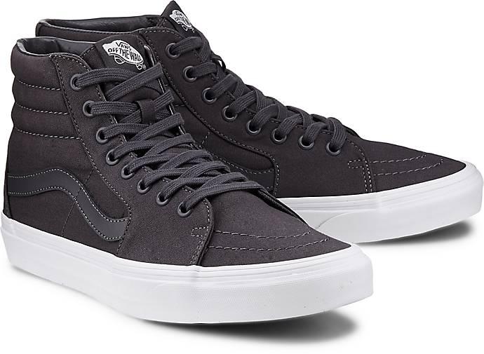 Vans GÖRTZ Sneaker SK8-HI in grau-dunkel kaufen - 47139301 | GÖRTZ Vans Gute Qualität beliebte Schuhe f5ec14
