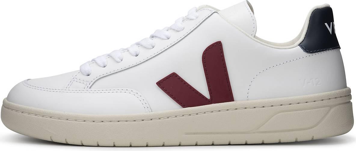Veja Sneaker V-12 Leather W