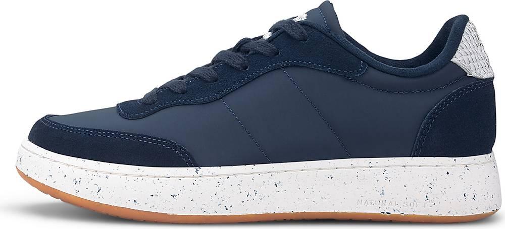WODEN, Sneaker May in dunkelblau, Sneaker für Damen, Größe: 36