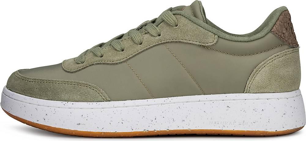 WODEN, Sneaker May in mittelgrün, Sneaker für Damen, Größe: 36