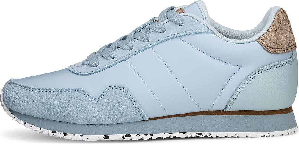 WODEN, Sneaker Nora Iii in hellblau, Sneaker für Damen, Größe: 36