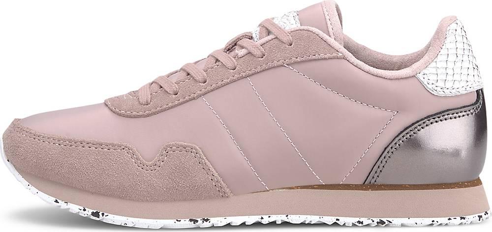 WODEN, Sneaker Nora Iii in rosa, Sneaker für Damen, Größe: 36