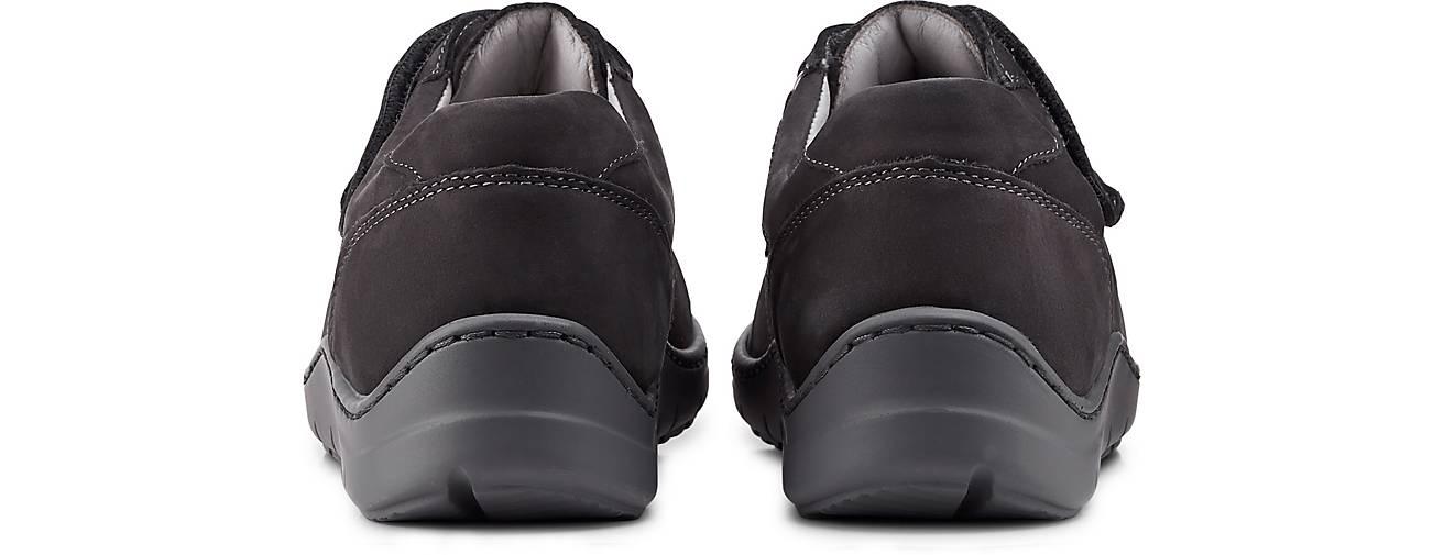 Waldläufer Halbschuh HASSI in grau-dunkel kaufen - - - 47899501 GÖRTZ Gute Qualität beliebte Schuhe 57d6c7