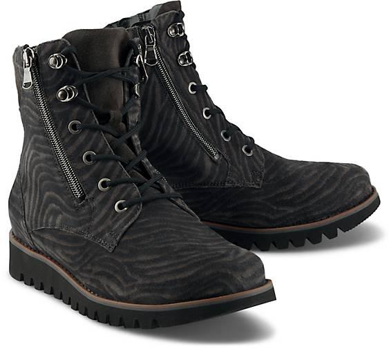 Waldläufer Schnür-Boots HABEA