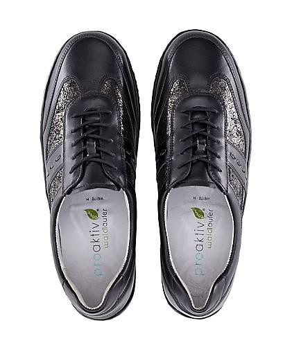 Waldläufer Schnürschuh HENNI H in schwarz kaufen - 43707703 | Schuhe GÖRTZ Gute Qualität beliebte Schuhe | 299574