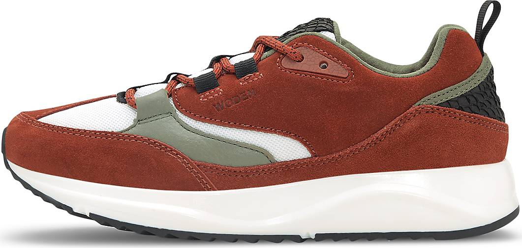Woden Sneaker MALOU SUEDE FIFTY