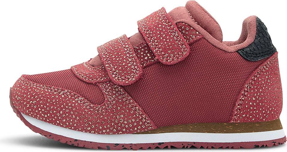 Woden Sneaker SANDRA PEARL NYLON