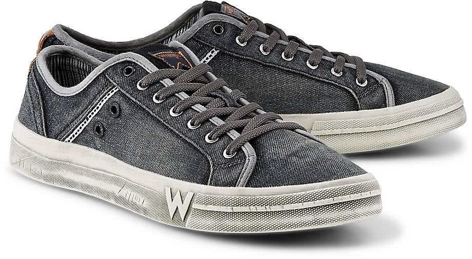Wrangler Sneaker SNIPER WASHED