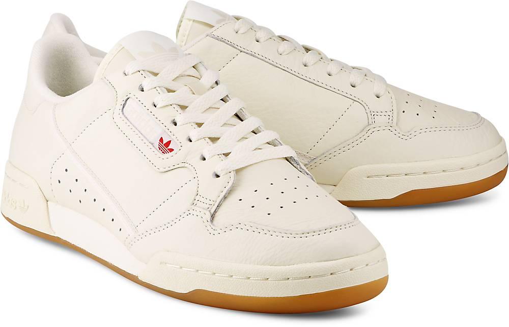 adidas Originals, Continental 80 in cremeweiß, Sneaker für Herren