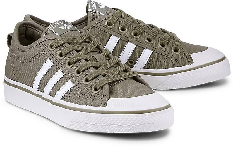 adidas Originals Sneaker NIZZA W khaki