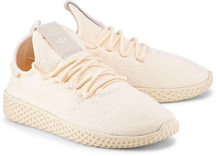 aislamiento Mojado Portal  adidas Originals Sneaker PW TENNIS HU beige | GÖRTZ - 46494620