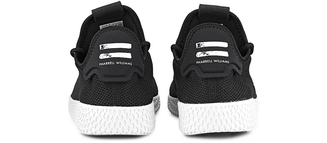 adidas Originals Sneaker PW TENNIS HU schwarz | GÖRTZ 46486506