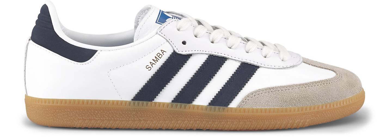 adidas Originals Sneaker SAMBA OG weiß | GÖRTZ 47469802