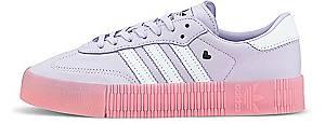 adidas Originals, Sneaker Sambarose W in helles lila, Sneaker für Damen