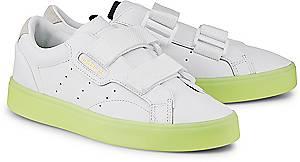 adidas Originals, Sneaker Sleek S W in weiß, Sneaker für Damen