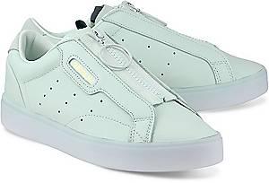 adidas Originals, Sneaker Sleek Z W in mint, Slipper für Damen