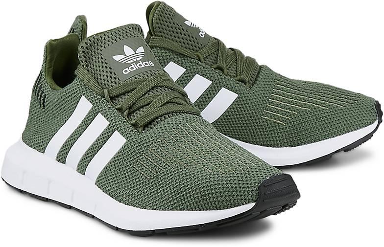 adidas Originals – Swift Run – Sneaker in Khaki | ASOS