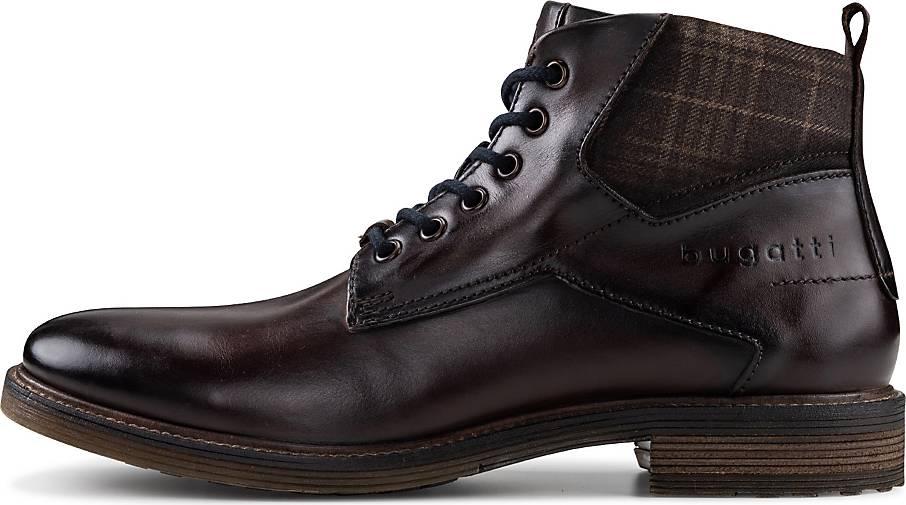 bugatti City Schnür-Boots
