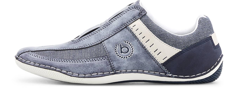 bugatti Denim Fashion-Slipper
