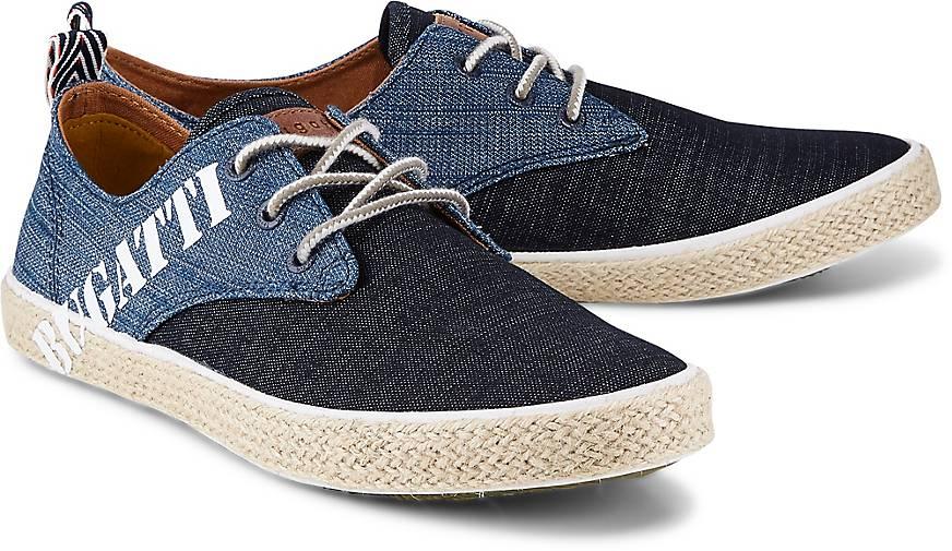 bugatti Denim Freizeit-Sneaker