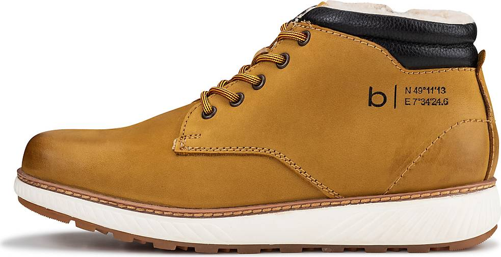 bugatti Denim Winter-Boots DEX