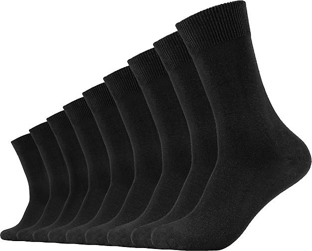 camano 35-38 comfort Socks 9p