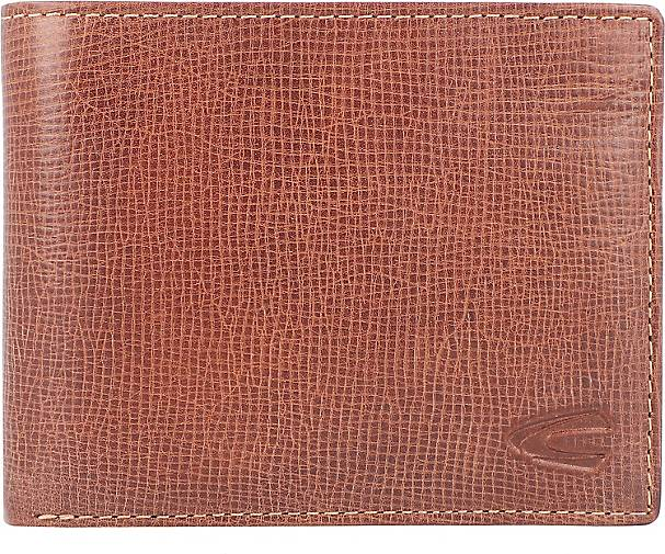 camel active Salo Geldbörse RFID Leder 12,5 cm