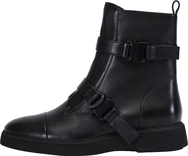 ekonika Ankle Boots mit Metall-Elementen