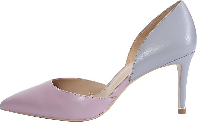 ekonika High Heels aus echtem Leder