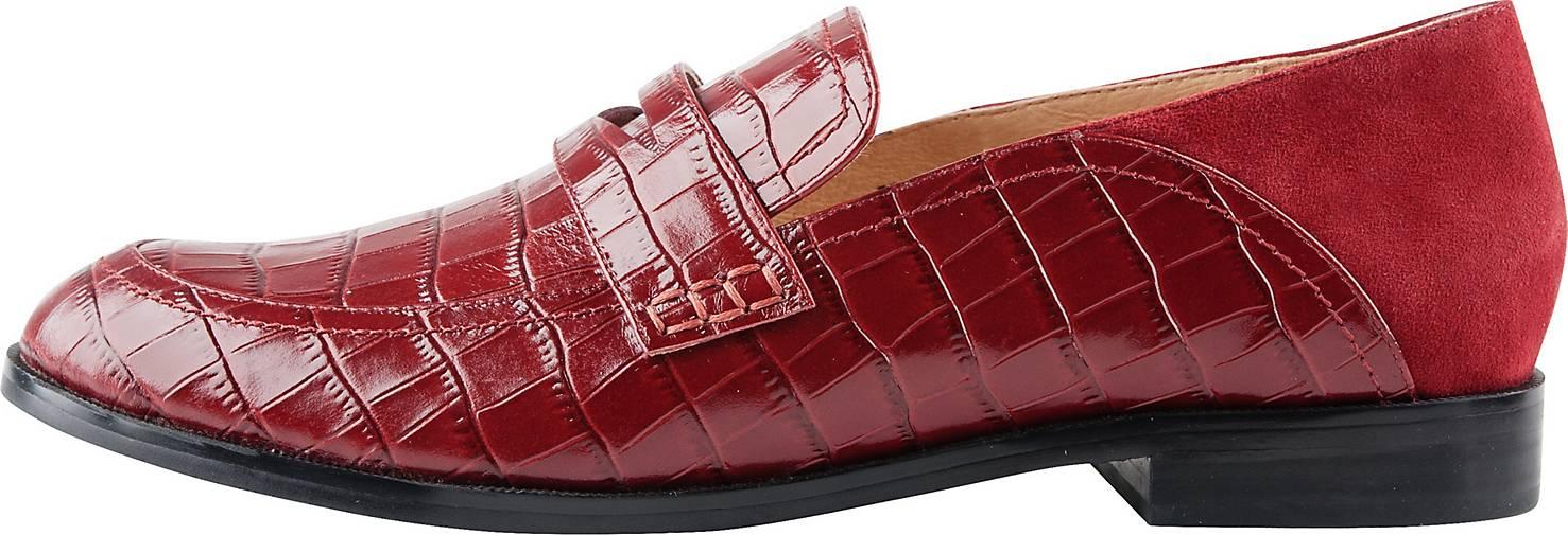 ekonika Loafer PORTAL hergestellt aus echtem Leder