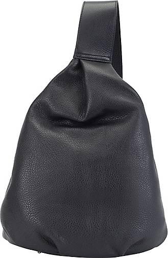 ekonika Rucksack aus hochwertigem Leder