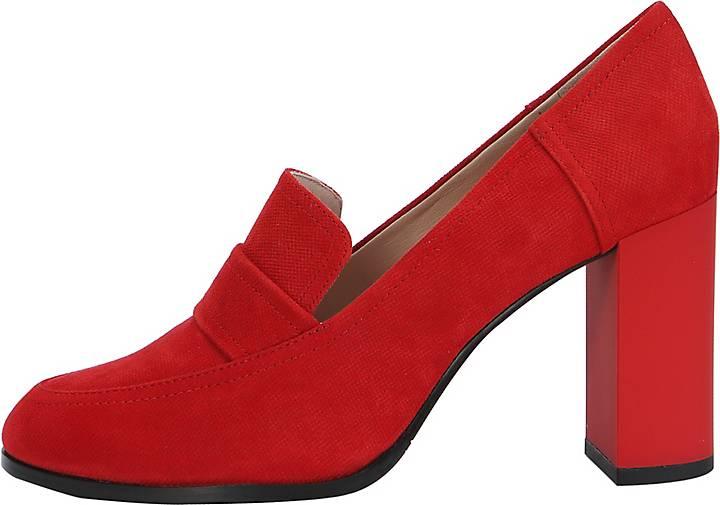 ekonika Schuhe hergestellt aus samtigem Velour
