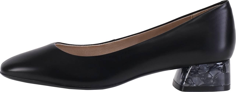 ekonika Schuhe mit gemustertem Absatz
