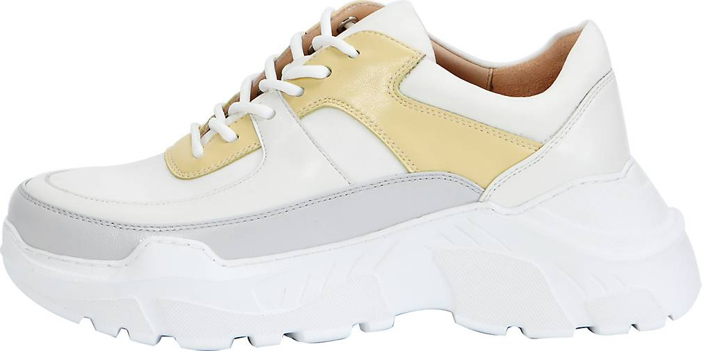 ekonika Sneaker PORTAL aus echtem Leder